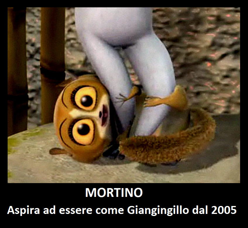 MORTINO E GIANGINGILLO