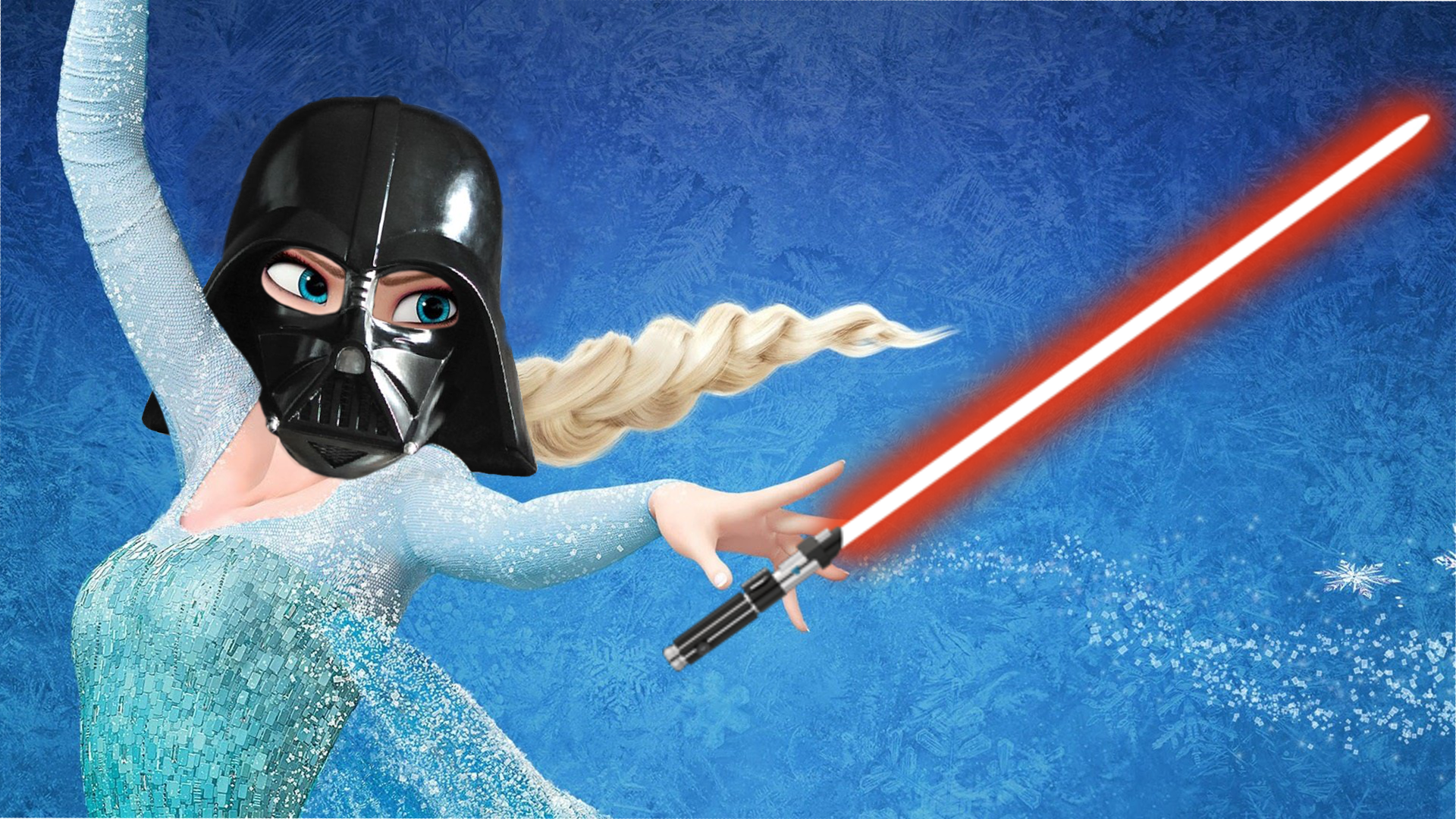 "Star Wars Disney –  Parodia di ""Let it Go"""