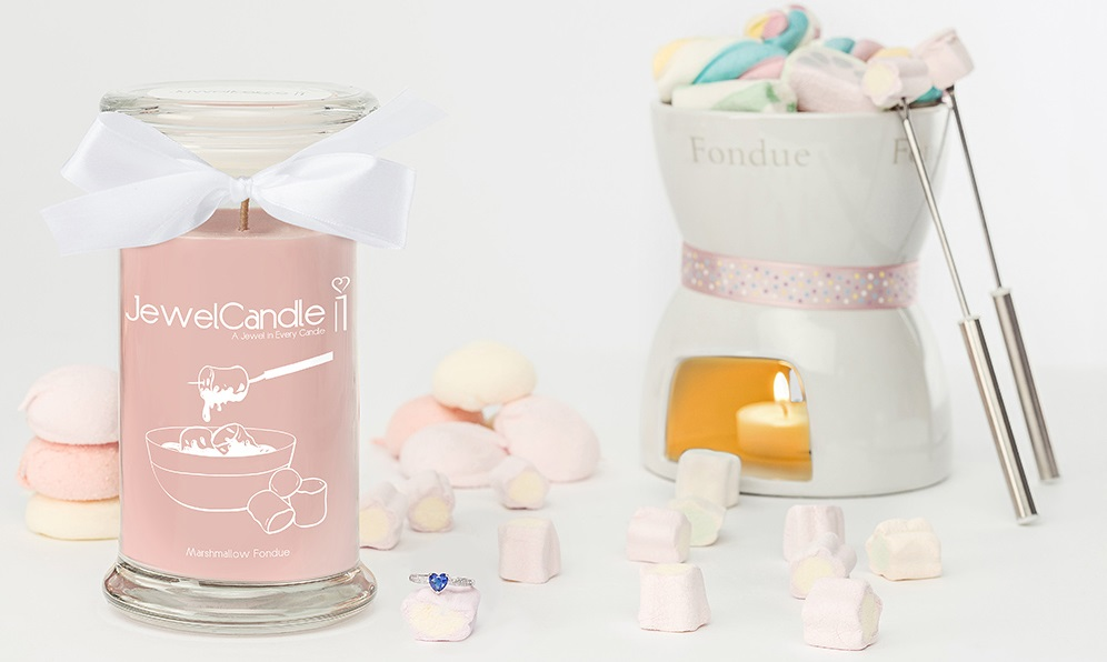 jewelcandle-bougie-parfumee-marshmallow-fondue-bague-FR