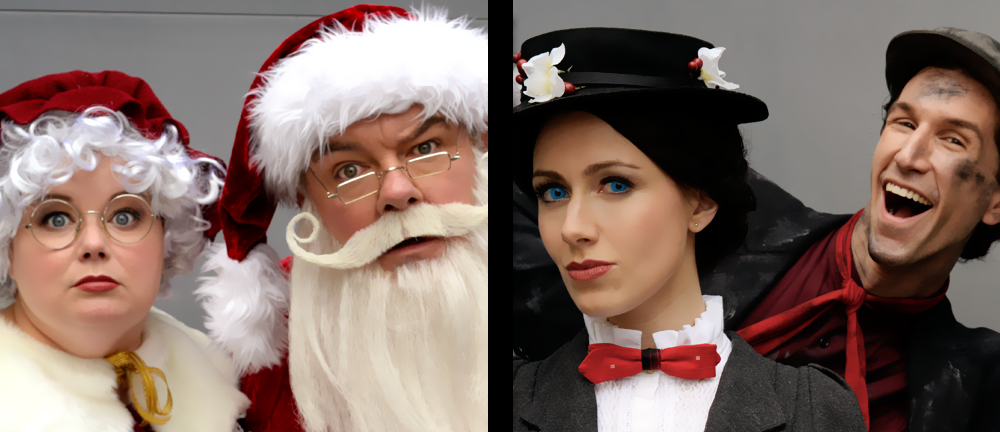 Signora Natale VS Mary Poppins ESPLICITO