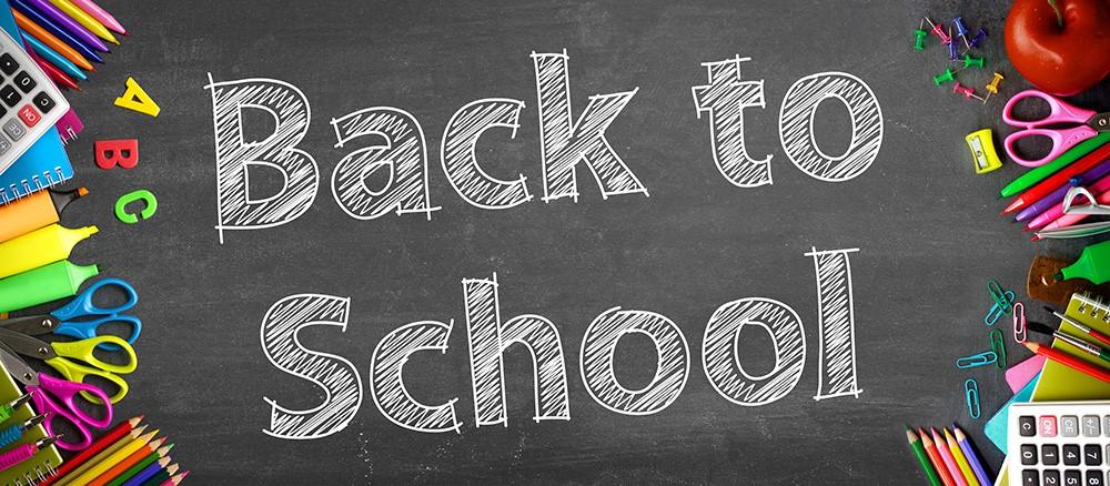 BACK TO SCHOOL: Come sembrare dei gran fighi fin dal primo giorno