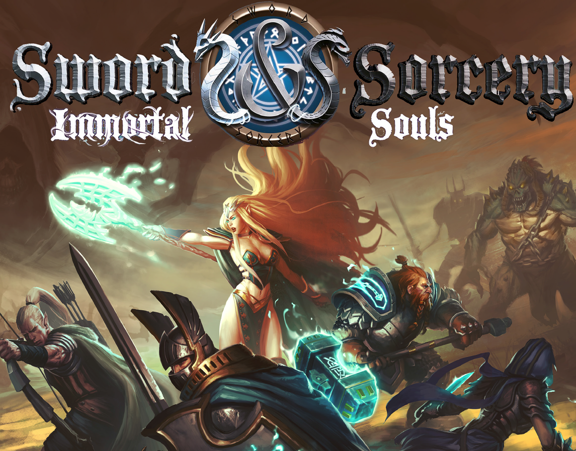 Anteprima: Sword & Sorcery