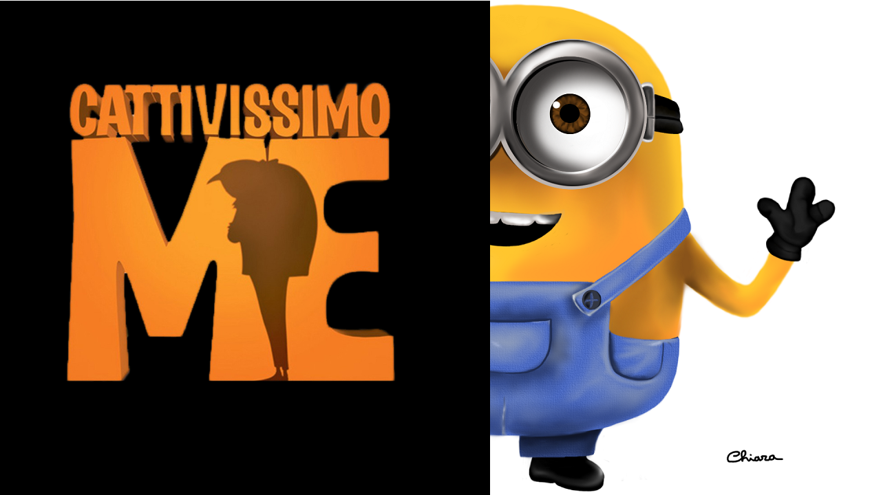 Speed Art: Bob il Minion – Cattivissimo Me