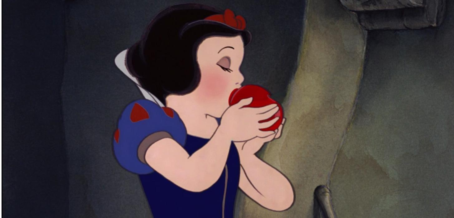 La vera storia delle principesse Disney: BIANCANEVE
