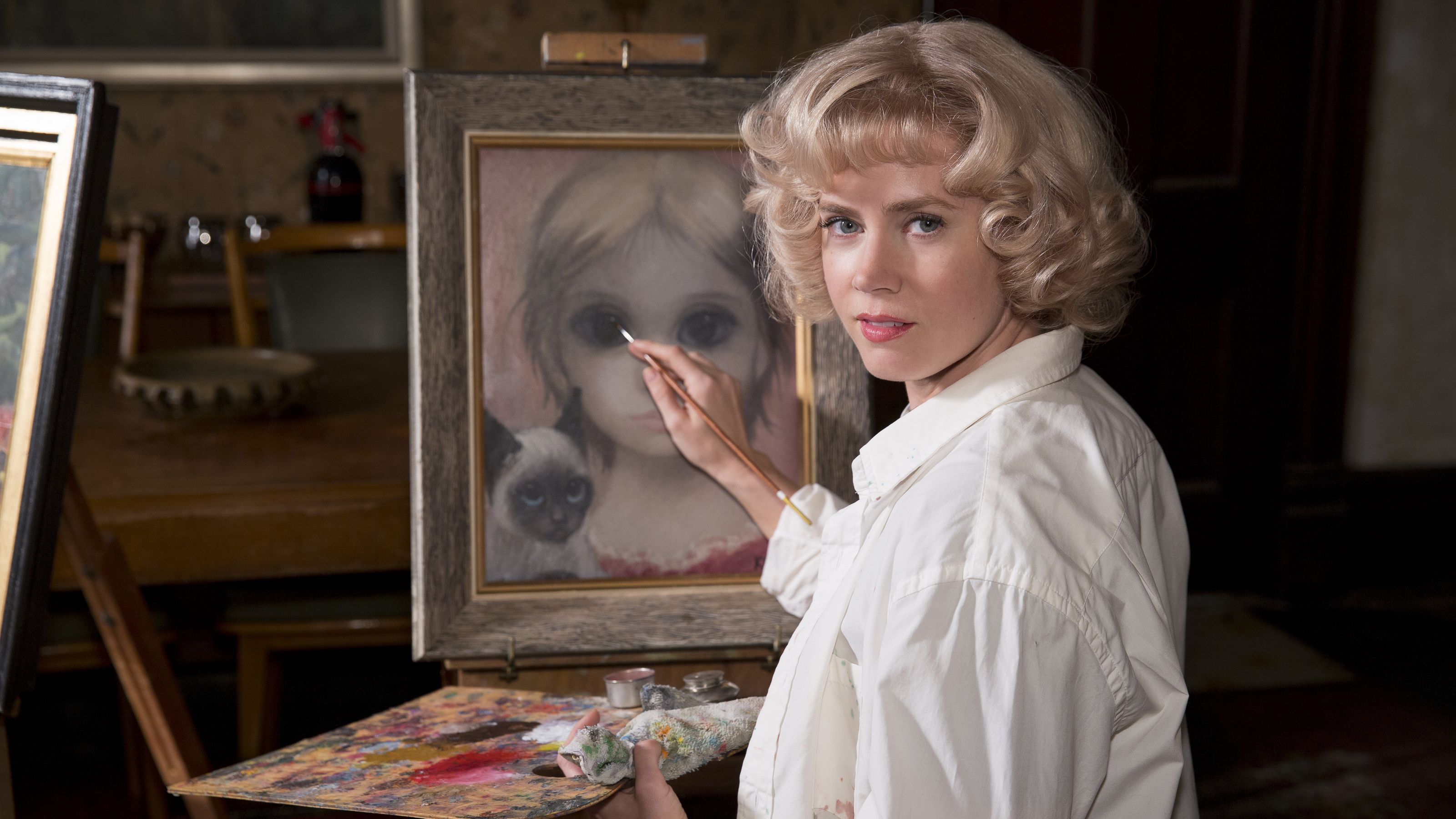 "FILM: ""Big Eyes"" – Tim Burton"