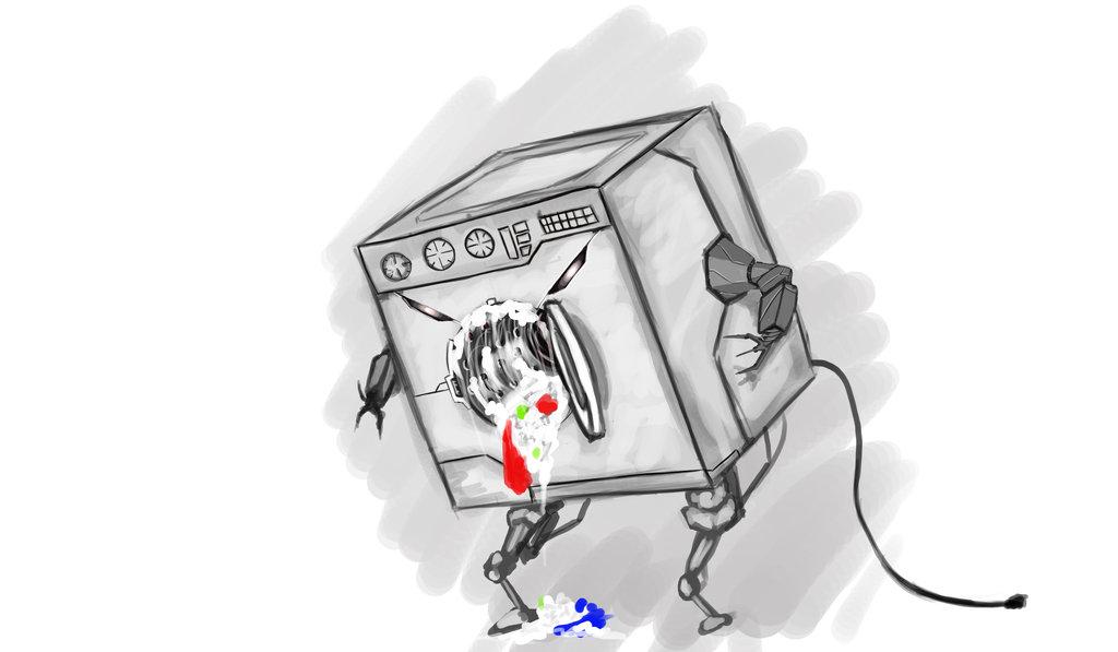TRASFERIMENTO IN CORSO #2: Lavatrici esplosive
