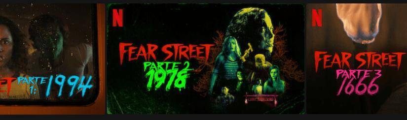 FILM HORROR – LA TRILOGIA DI FEAR STREET | RECENSIONE