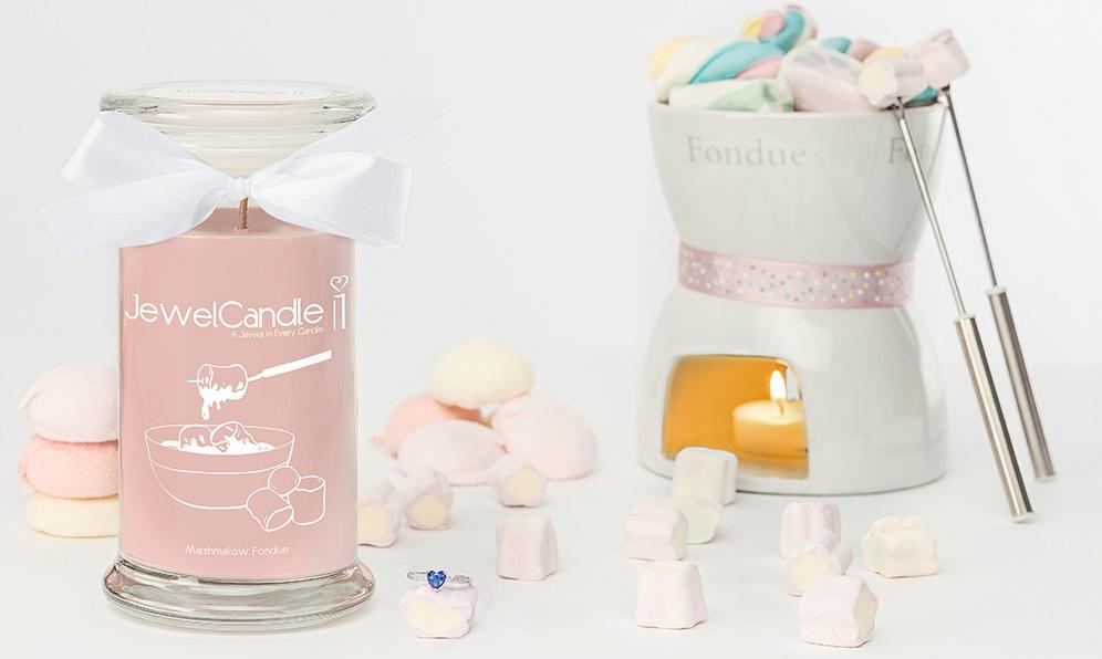 JewelCandle: candele con sorpresa preziosa!