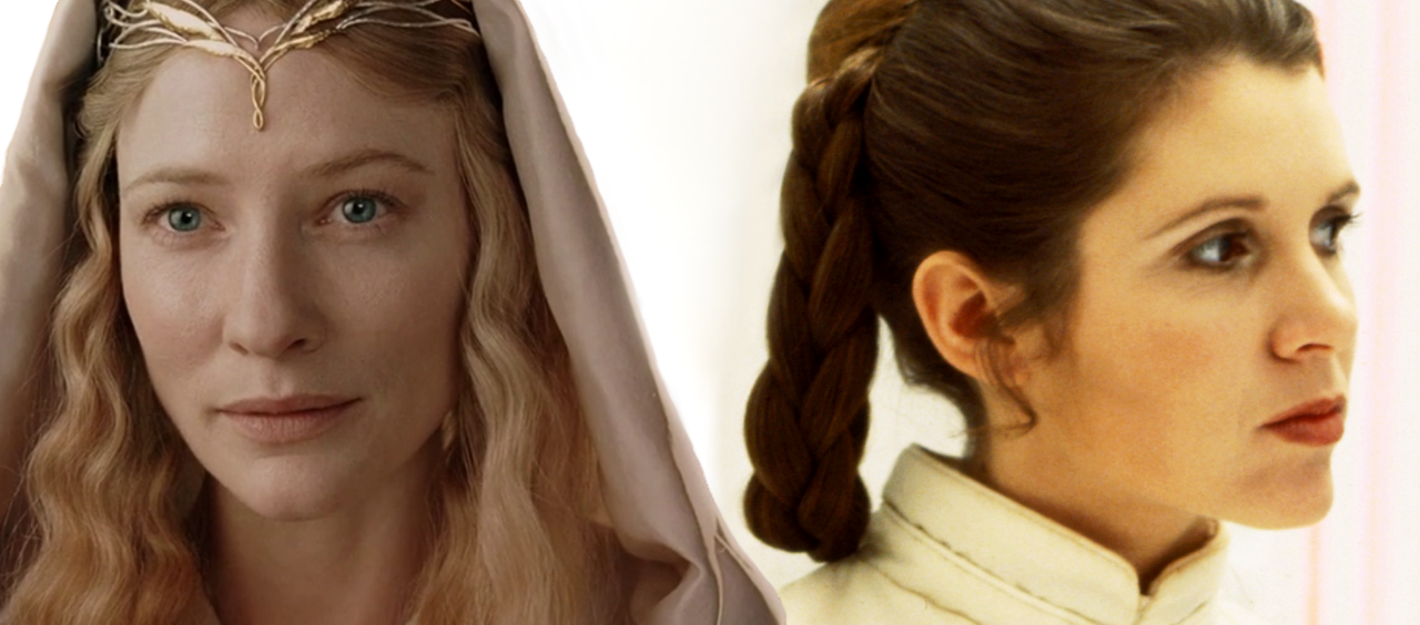 Galadriel vs Leila: Princess Rap Battle ESPLICITO